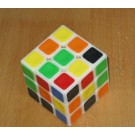 MF8 Legend II 3x3x3 Tiled Magic Cube White