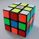 YJ MoYu 3x3  Yongjun MoYu Sulong 3x3 Magic Cube Puzzle Cube Black
