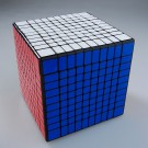 Shengshou Cube Shengshou 10x10x10 Magic Cube Black