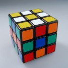 New Shengshou Aurora 3X3X3 Magic Cube Black