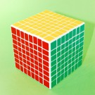 ShengShou 8x8 Speed Cube Puzzle White