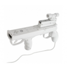 Multifunction Laser Sight Light Gun for Nintendo Wii