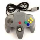 Wired Controller for Nintendo 64 N64 - Grey (without Package)