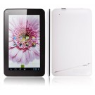 JXD S6600 Dual Core Tablet PC 7-inch Android 4.1 1GB RAM 8 GB Camera White