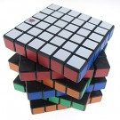 YJ-6x6x6 Magic Cube Black