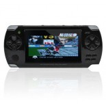 JXD S601 4.3 inch Touch Screen Android 2.3 Digital Handheld Game Console Black (4GB)