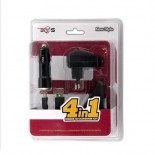 4 in 1 Charging Accessories Kit for Nintendo 3DS