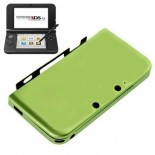 Aluminum Box Hard Metal Cover Case for Nintendo 3DS LL/XL (Green)