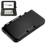 Aluminum Box Hard Metal Cover Case for Nintendo 3DS LL/XL (Black)