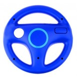 Mario Kart Steeling Wheel Accessory For Wii Racing Games - Blue
