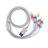 Component HD AV Cable For Nintendo Wii - Grey