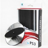 Vertical Stand for Sony PS3 CECH-4000 Black