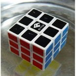 Cube4U (C4U) Tiled 3X3 Speed Cube White