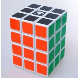 Cube4U (C4U) 3X3X4 Speed Cube White