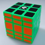 Cube4U (C4U) 3X3X5 Speed Cube Green