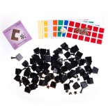 Dayan V Zhanchi Cube DIY Kit Black