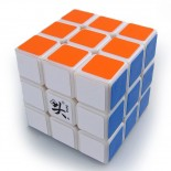 Dayan 2 Guhong Plus V2 3x3x3 Speed Cube Puzzle White