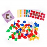 Dayan V Zhanchi Cube DIY Kit Stickerless