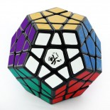 Dayan Megaminx I In Traditional Shape Black