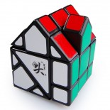 Dayan Bermuda House II Magic Cube Black