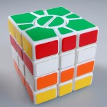 MF8 Super Square-1 Speed Cube White