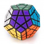 MF8 Tiled Megaminx Black