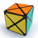 MF8 6-Color Magic Intelligence Test Dino Cube Black