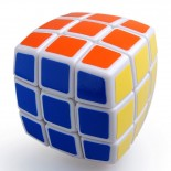 QJ 3x3x3 Pillow-shaped Magic Cube White