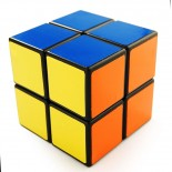 ShengShou 2x2 Speed Cube Black
