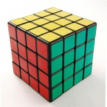 ShengShou 4x4 Magic Cube Black