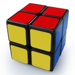 Type C WitTwo II 2x2 Magic Cube Black