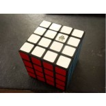 Type C WitFour 4x4x4 62mm Magic Cube Black