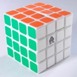 Type C Mini 4x4x4 444  Magic Cube White (46MM)