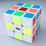 MoYu 3-Layer 3X3X3 HuanYing Magic Cube Puzzle Cube White