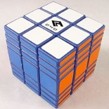 Cube4U (C4U) 3X3X7 Speed Cube Blue