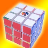 GhostHand (GS) Ice-dancing 3X3 Speed Cube Transparent
