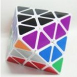LanLan 3-Layer Octahedron White