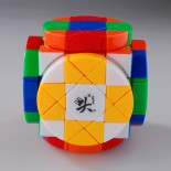 DAYAN WHEEL OF WISDOM MAGIC CUBE PUZZLE STICKERLESS