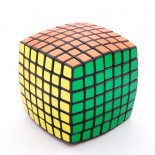 Lanlan 7x7x7 Magic Cube Black