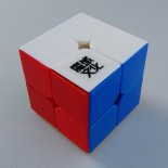 Moyu Lingpo 2X2 Magic Cube Puzzle Stickerless