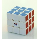 YJ MoYu 3x3  Yongjun MoYu Chilong 3x3 Magic Cube Puzzle Cube White