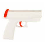Accelerator Light Gun for Wii (White)
