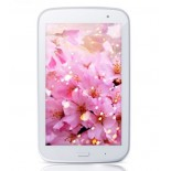 Hyundai T7 Quad Core Tablet PC 7-inch Android 4.0 8 GB GPS White