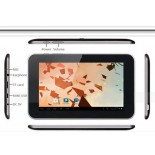 Sanei N77 Deluxe Allwinner A13 1GHz Tablet PC Android 4.0 512 MB/8 GB WIFI Dual Camera 7-inch Capacitive Touch Screen