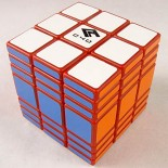 Cube4U (C4U) 3X3X7 Speed Cube Red