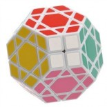 DaYan Gem Cube IV Magic Cube Puzzle Game Toy With White Edge
