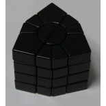 MF8 Triangle Super Square-1 Speed Cube Black