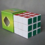 Type C 5.0 5cm Mini 3X3 Speed Cube White