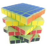 YJ-6x6x6 Magic Cube Luminous